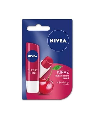 Nivea Nivea Cherry Shine Dudak Bakım Kremi 4.8g Renksiz